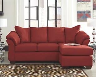 Ashley Furniture Darcy Sofa Chaise, Salsa