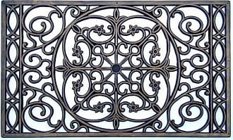 First Impression Rubber Grill Door Mat - A1HOME200036