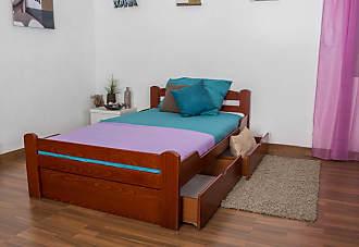 a5760c21e1 Steiner Shopping Möbel Einzelbett / Gästebett Easy Premium Line K4 inkl. 2  Schubladen und 1