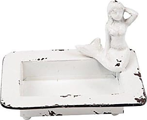 Foreside Home And Garden FDAD03972 Mermaid Soap Dish