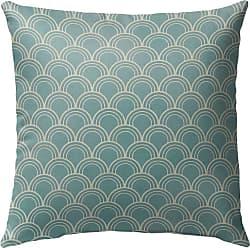 Kavka Designs Genoa Outdoor Pillow Orange - OPI-OP16-16X16-TEL1448