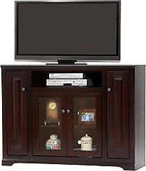 American Heartland 55 in. Poplar Tall TV Stand - Assorted Finishes - 95856EAM