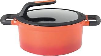 Berghoff Gem Orange Casserole Pan - 24cm