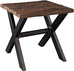 Hekman Furniture Railroad Tie End Table