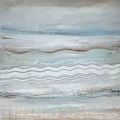 Louis Leonard Art Seascape I by Michelle Hinz Canvas Wall Art - MIH005-18X18
