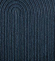 Rhody Rug Blue Ridge Wool Braided Rug, 5 x 8
