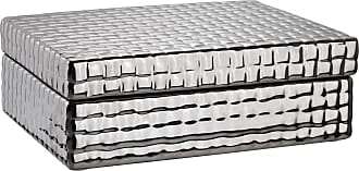 Dimond Home Textured Ceramic Jewelry Box