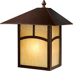 Vaxcel Mission II OW37213BBZ Outdoor Wall Sconce - OW37213BBZ