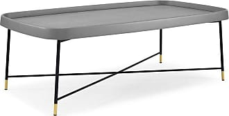 Whiteline Lucia Coffee Table - CT1436R-GRY