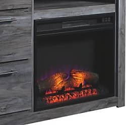 Ashley Furniture Entertainment Accessories Electric Fireplace Insert, Black