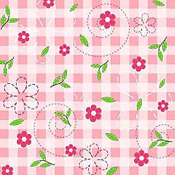 Lar Adesivos Papel de Parede Infantil Floral Adesivo Flores Menina N4187