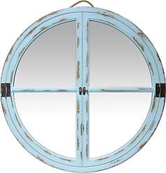 Infinity Instruments Vitre Mirror - 23.5 diam. in. - 15503LG