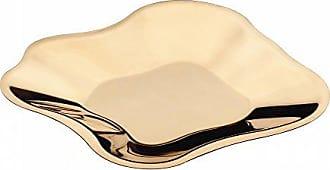 35.8/x 35.8/x 3/cm Acciaio Inossidabile Iittala Aalto Oro Rosa