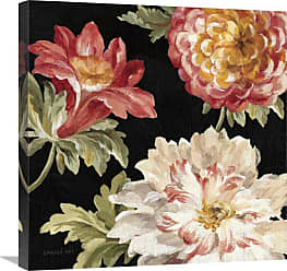 Global Gallery Mixed Floral IV Crop II Canvas Wall Art - GCS-472063-3636-142