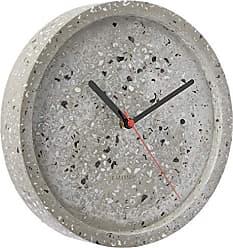/Horloge Murale/ /Maxie Cooper/ /Noir 30/cm Present Time Karlsson/ /Cuivre/