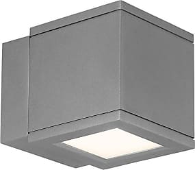 WAC Lighting WAC Rubix LED Indoor/Outdoor Up and Down Wall Light in Graphite