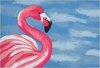 Liora Manne Illusions Flamingo Indoor/Outdoor Doormat - ILU12329033