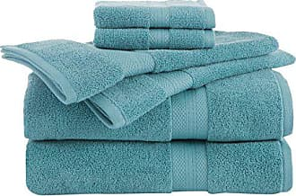 Westpoint Home Martex Abundance 6 Piece Towel Set, Light Turquoise