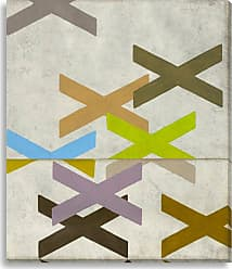 Gallery Direct X Marks the Spot II Indoor/Outdoor Canvas Print by Sean Jacobs, Size: Medium - NE73442