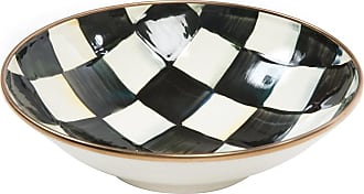 MacKenzie-Childs Courtly Check Soup Coupe