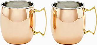 Old Dutch International 2P428 Mule Mug, 16 oz, Copper