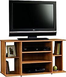Sauder 412995 Beginnings TV Stand, For TVs up to 42, Highland Oak finish
