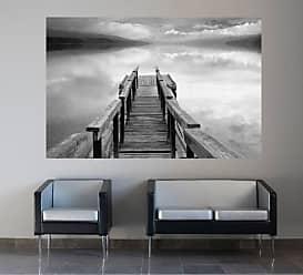 Ideal Decor Infinity Wall Mural - DM657
