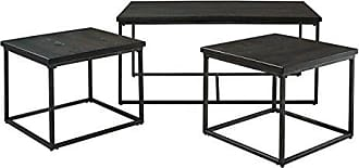 Standard Furniture 20033 Montvale Table, 3-Pack 44 W x 24 D x 19 H Brown