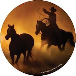 Thirstystone Stoneware Coaster Set, Golden SunSet