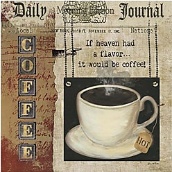 Thirstystone Occasions Trivet, Coffee Heaven, Multicolor