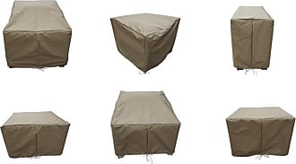 TK Classics Laguna 17cWC Outdoor Patio Furniture Cover Sets - LAGUNA-17CWC