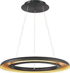 WAC Lighting PD-21828 Omega Single Light 28 Wide Integrated LED Ring