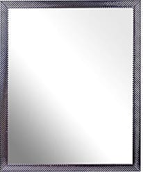 29,7 x 21 cm Specchio con Cornice Blu Inov8 MFVS-ROBL-A4 Blau