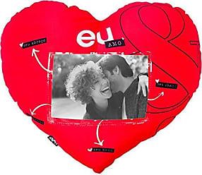 Uatt? Almofada Shape com Foto - Eu & Você Definição de Amor