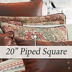 Five Queens Court Kemble Southwest 20 Square Decorative Throw Pillow, Multi, 20x20