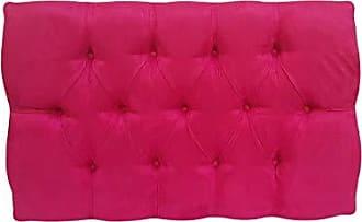 Kasabela Cabeceira Box Estofada Solteiro Paris Kasabela Rosa Pink