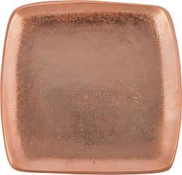 Julia Knight Eclipse Rose Gold Square Plate - Medium