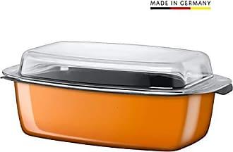 orange Silargan Funktionskeramik 24 cm Silit Passion Orange Bratpfanne induktionsgeeignet Auslaufmodell