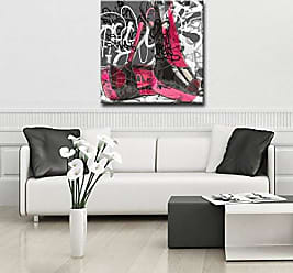 Ready2HangArt Ready2hangart Urban Fashion XVI Canvas Art, H x 12 W, Pink