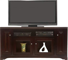 American Heartland 66 in. Poplar Highboy TV Stand - Assorted Finishes - 95866EAM