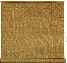 Oriental Furniture Woven Jute Roll Up Blinds - (48 in. x 72 in.)