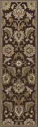 Surya APO1008-268 Apollo Hand Knotted Area Rug 26 x 8 Chocolate