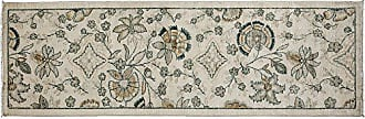Solo Rugs Arts & Crafts Hand Knotted Runner Rug, 2 6 x 8 1, Ivory