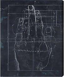 Hatcher & Ethan Durer Hand Engraving 1513 Canvas Art - HE10942_16X20_CANV_XHD_HE