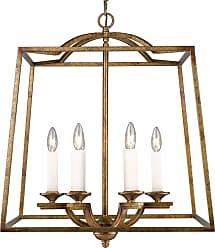 Golden Lighting 3072-6P Athena 6 Light Multi Light Pendant Grecian