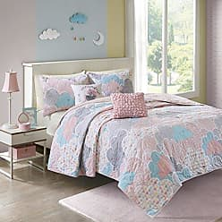 Urban Habitat Cloud Coverlet Set, Twin/Twin XL, Pink