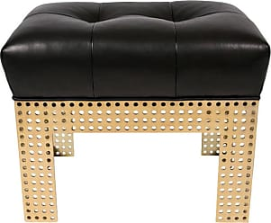 Kelly Wearstler Bronze Precision Bench