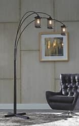 Ashley Furniture Maovesa Floor Lamp, Bronze