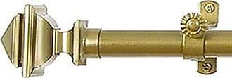 Ben&Jonah Ben & Jonah PrimeHome Collection Buono II Decorative Rod & Finial Bach 28-48 Antique Gold