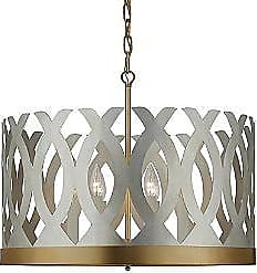 Visual Comfort Ingrid Drum Pendant